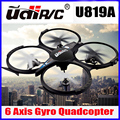 Câmera de 5MP HD é opcional, 34*34 CM Super Grande de Alta Qualidade Novo chegada 4CH Quadcopter Udi U819A Decapitado modelo drone VS UDI U818A