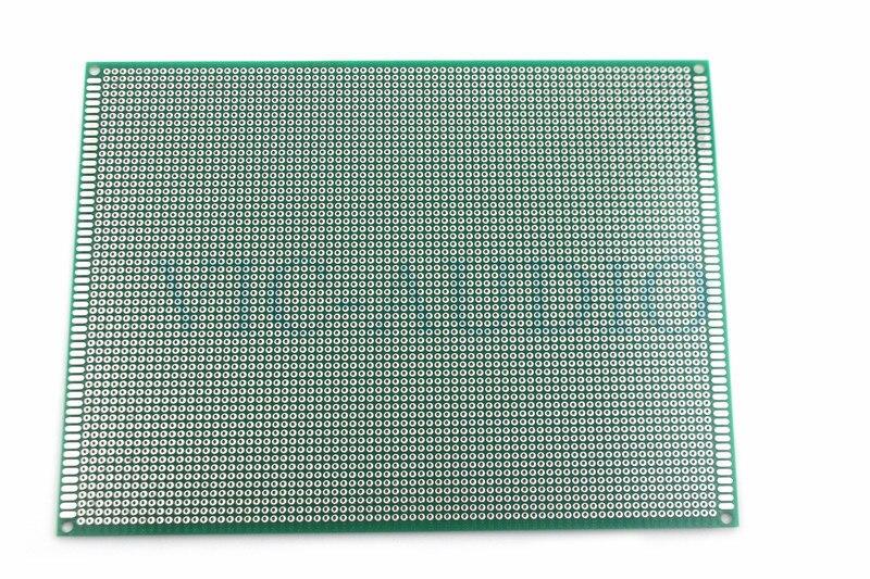 Deska plošných spojů Univerzální deska Dvojitá (jednoduchá) čelní deska 150 mm * 200 mm * 1,6 mm 15 * 20CM zkušební deska 1Piece Doprava zdarma