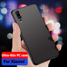 Ultra-Thin Case For Xiaomi Mi 9 Case Hard PC Cover For Xiomi Xiaomi Mi 9 SE MI 8 SE Lite Cover Case Coque For Xiaomi MI 9 SE(China)