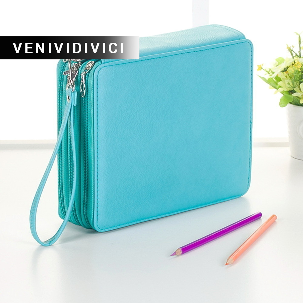 On Sale120 Crayon Curtain Sketch More Function Painting Student Bag Pencil Case Suit Goods In Stock WJ-HD23 fs225r12ke3 new original goods in stock