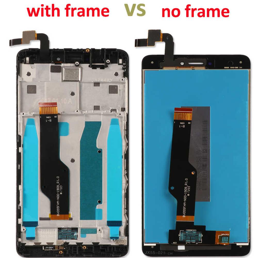 Lcd Display Voor Xiaomi Redmi Opmerking 4 4X Lcd-scherm + Touch Screen Met Frame Voor Redmi Note 4X 5.5 ''Snapdragon 625 Versie Scherm