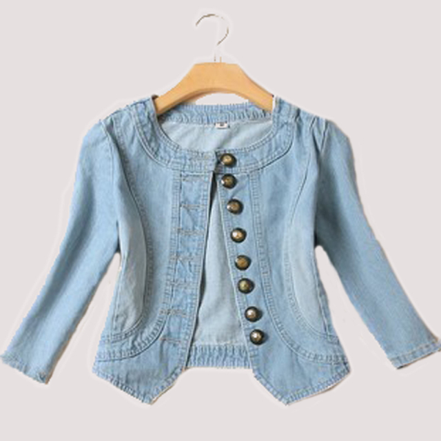 Aliexpress.com : Buy Half Sleeve Short Jeans Jackets Women Coat