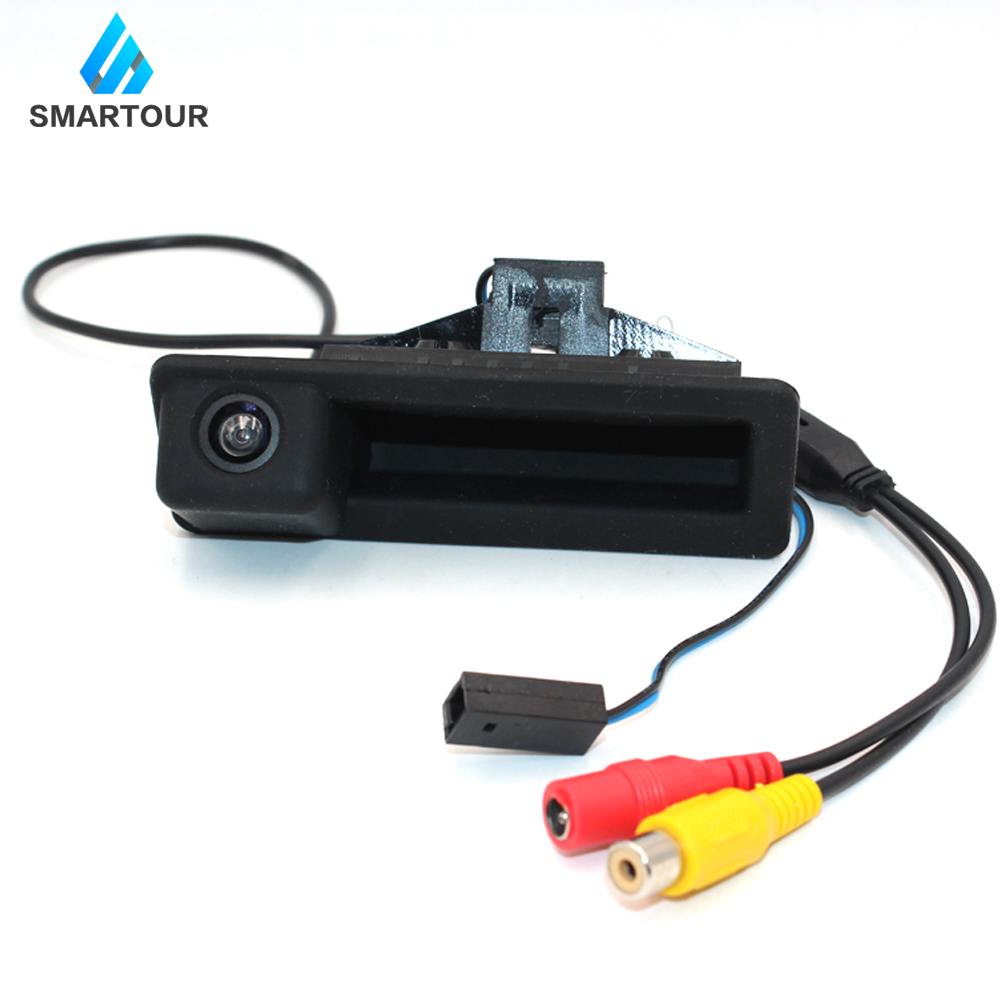 Car Reversing Rear View Camera For Bmw 3 5 Series X5 X1 X6 E39 E46 E53 E82 E88 E84 E90 E91 E92 E93 E60 E61 E70 E71 E72