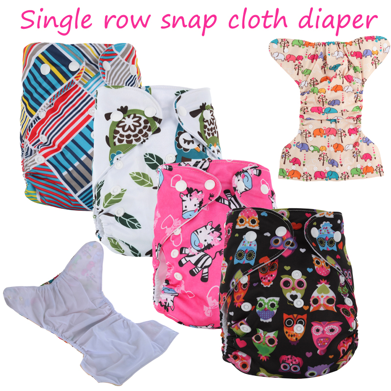 Free Shipping 50colors Modern Cloth Nappies One Size Adjustable Reusable Nappies Baby Diaper Cover Nappy Changing Retail