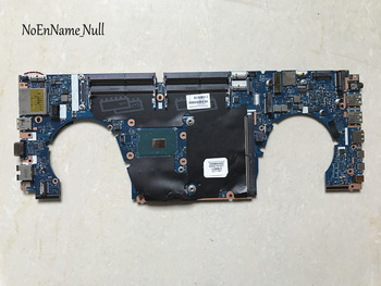 For HP ZBOOK15-G315 G3 Motherboard with i7-6700HQ 2.6 Ghz APW50 LA-C381P 848219-001 848219-501 848219-601 Laptop motherboard