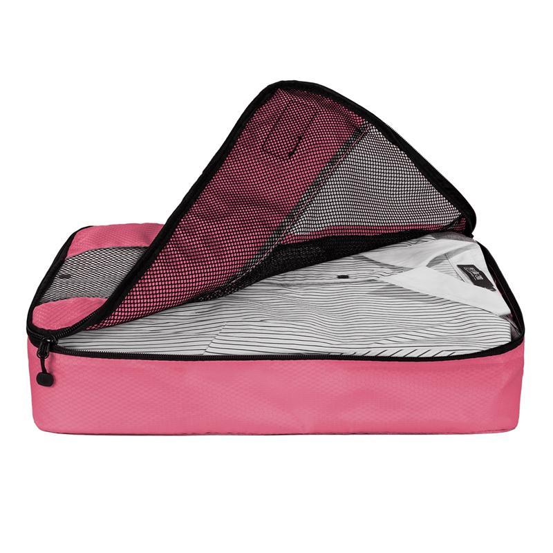 WORTHFIND Travel Bag 4 Set Packing Cubes Bagage Packing Arrangörer - Väskor för bagage och resor - Foto 3