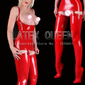 EXOTIC latex camisoles dress
