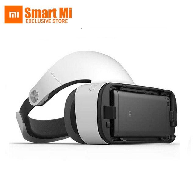 В Наличии! XIAOMI MI VR Гарнитура Очки 3D 9 Оси Инерциальной Motion Controller FOV103 VR Регулируемый Фокус для XIAOMI MI5/MI5S/5S Плюс