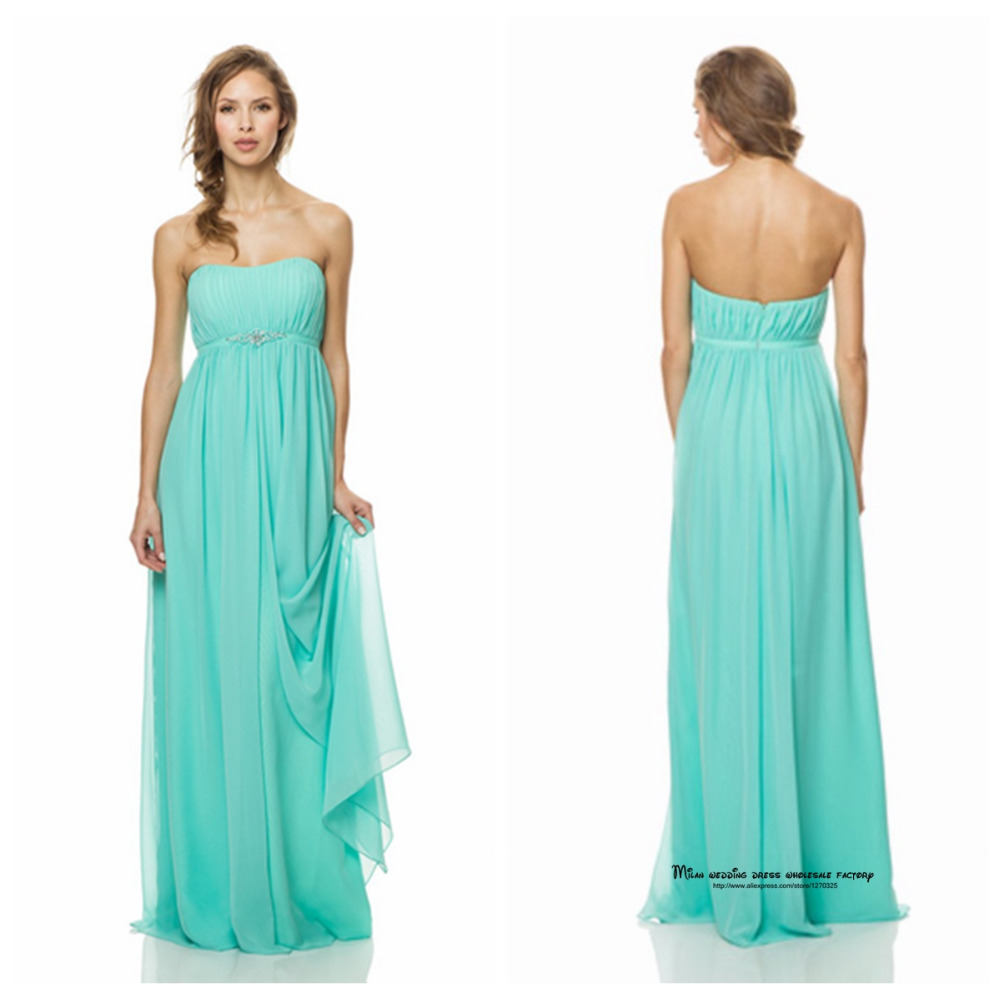 Compare prices on turquoise bridesmaid dresses chiffon online robe demoiselle dhonneur 2017 new chiffon aline turquoise bridesmaid dresses long plus size cheap ombrellifo Choice Image