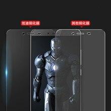 Для Xiaomi Redmi Note 2 Протектор Экрана Закаленного Стекла Pantalla Cristal Templado для Xaomi Xiomi Redmi Note 2 Защитная Пленка