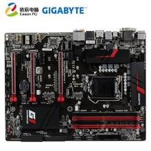 GIGABYTE GA-Z170X-GAMING 3 desktop motherboard LGA1151 i3 i5 i7 DDR4  64G ATX цена и фото
