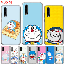 Doraemon A Blue Special Phone Case For Huawei Mate 20 10 Pro Lite 20X S RS Y5 Y6 Y7 Y9 2019 Prime Art Patterned Customized Cases