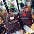 Опрятный стиль кожа рюкзаки женщины торговый кошелек сцепления ofertas furly школа книга сумки Мини Рюкзак Леди случайные сумки на ремне