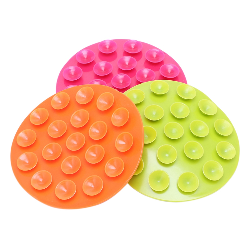 Non-slip Double-sided Feeding Bowl Cup Pot Meal Mat Magic Suction Mat Children/'/'