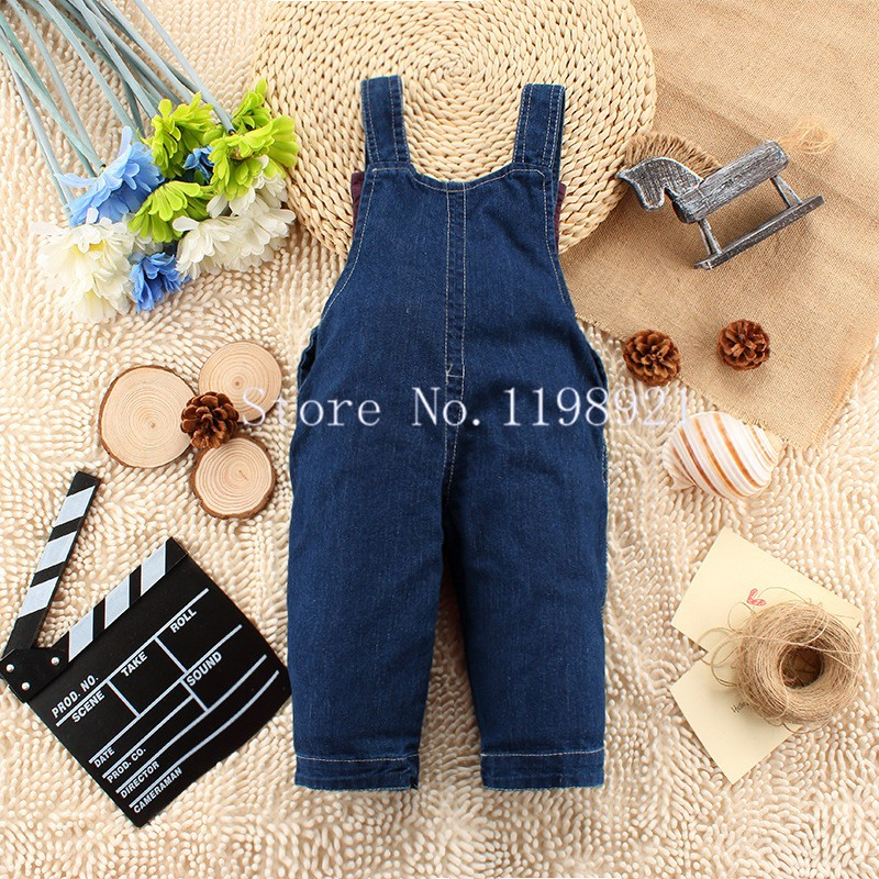 Kids Jeans Overall (10)