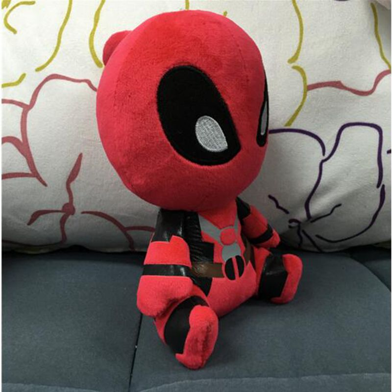 Deadpool Marvel Spider 20 Soft Peluche Man Cm Doll Movie X Man YIeE9WDH2