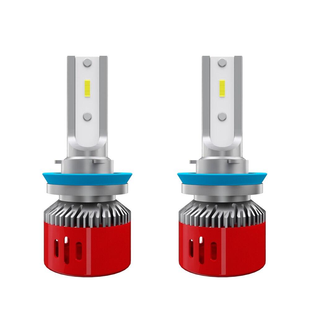 מנורות לרכב 6000LM H4 LED H7 לרכב פנס נורות אוטומטי COB Fog Light H1 H8 H9 H10 H11 HB2 HB3 HB4 9003 9005 9006 LED Waterproof Aoto מנורות (2)