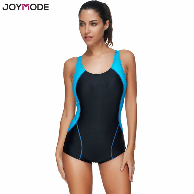 6f111c9f42fd7 JOYMODE Sport Swimsuit One Piece Monokini Women Hollow Black Bathing Suit  3XL Padded Swimwear Bodysuit Bikini Una Pieza Jumpsuit