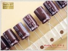30 ШТ. ELNA RA2 Серии 220 мкФ/50 В Электролитический Конденсатор для Аудио (Тайский Коробка с origl box) бесплатная доставка