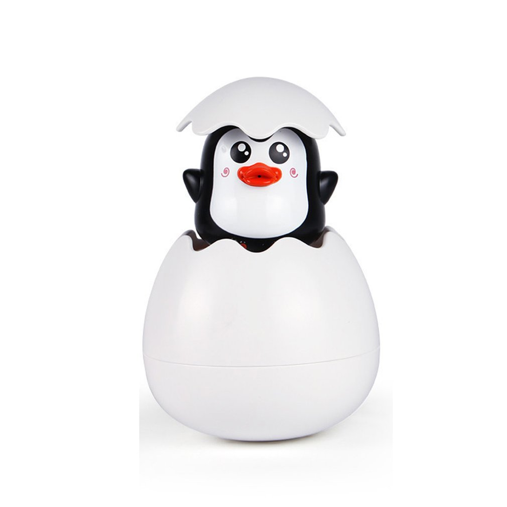 Baby Cloud Duck Egg Penguin Egg Water Spray Rain Swimming Plaything Bathing <font><b>Toys</b></font> Cloud Funny <font><b>Toys</b></font> <font><b>Beach</b></font> Child <font><b>Toys</b></font> Kids Gift image