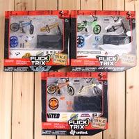 Professionale 1:50 mini finger bmx mini-finger-bmx moto dito giocattolo set con confezione di vendita per novità bambini giocattolo