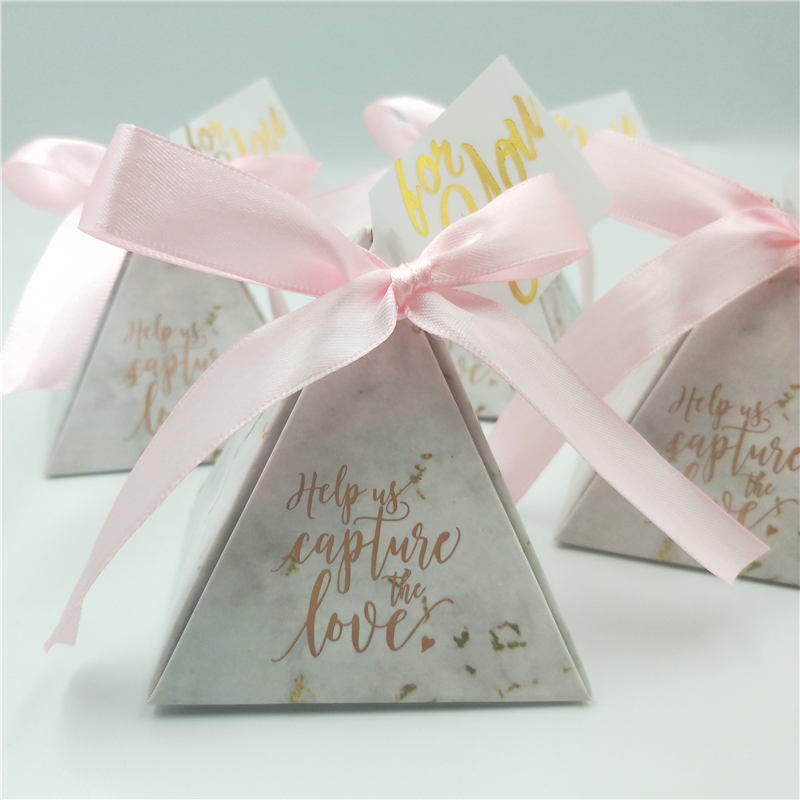 Wedding Gift Box Paper Packaging Bags For Gifts Favor Boxes Wedding Candy Boxes Party Supplies Boite Dragees De Mariage in Gift Bags Wrapping Supplies from Home Garden