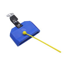 ABS Percussion Musical Instrument with Mallet Tool Accessory for Drum Set Percussion Instruments Parts & Accessories
