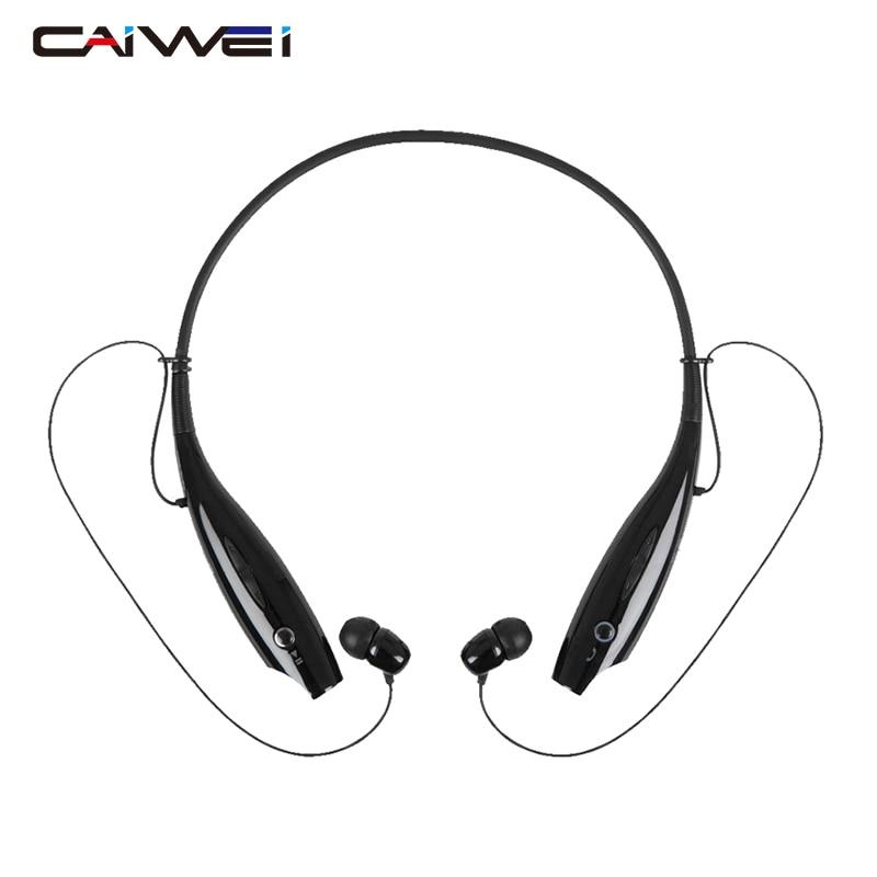 CAIWEI headphones headset bluetooth hbs730 headset gamer sport headset wireless bluetooth earphone mp3 Wireless headphones