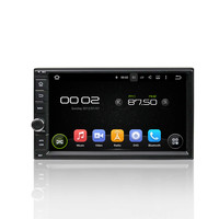 New 7 Android 5 1 Car DVD Quad Core RK3188 For Universal With GPS Navigation Touch