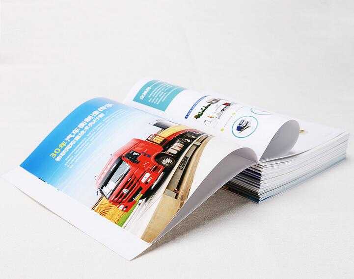 450 Copies Catalogue Printing With UPS Free Shipping