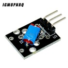 10pcs/lot 3pin KY-020 Standard Tilt Switch Sensor Module