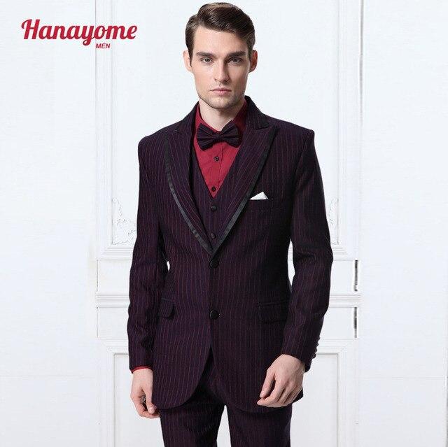 Rojo A Hombre Y Medida Trajes Para Pantalones Hecho Chaqueta De P7xC6g