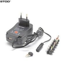 STOD 30 10w 壁の充電器 USB 2.1A スイッチング電源 3 12 に調整電圧スマートフォン DVB カメラルータ AC アダプタ