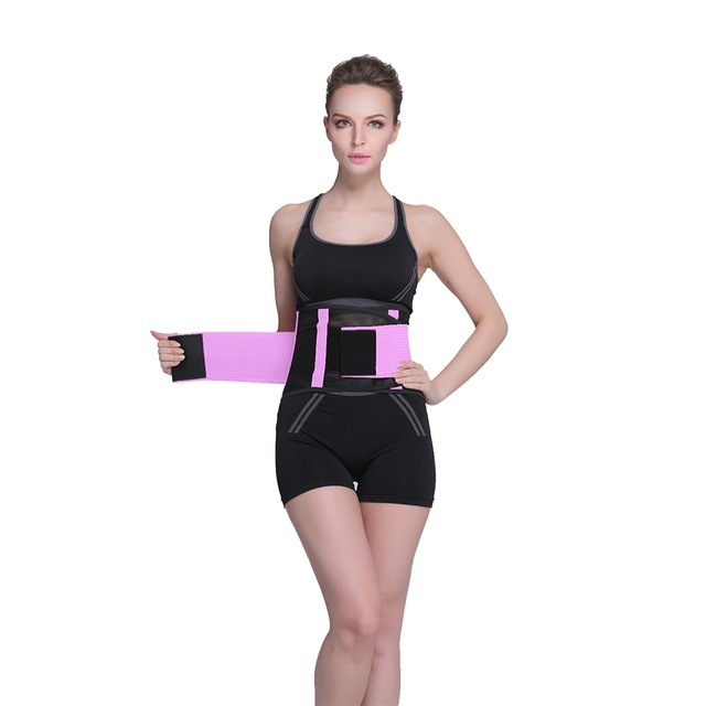 d13fa9ff063 11 Colors S-2XL Unisex Breathable Thin Xtreme Power Belt Hot Slimming  Thermo Shaper Waist