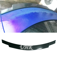 64230d0a8 UHK For BMW Carbon Fiber Rear Spoiler 2 Series C74 Style Air Wing Auto  Spoyler Racing