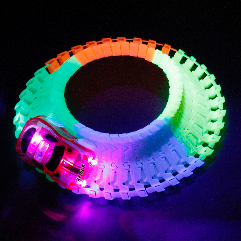 Race-Track-Car-Hot-Wheels-Glowing-DIY-Slot-Led-Battery-Electric-164-Model-Mini-Rail-Car-Toys-for-Children-Boys-Gift-4