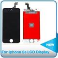 AAA Качество Полная Сборка ДИСПЛЕЙ Для iPhone 4 4s 5 5s 5c ЖК-Экран с Сенсорным Экраном Дигитайзер Ассамблеи Бесплатный доставка + Инструменты