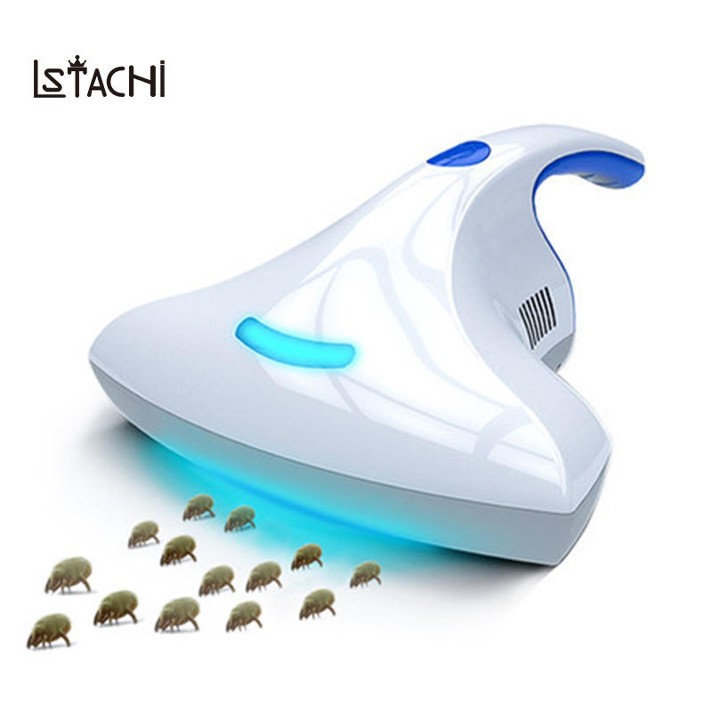 LSTACHi Vacuum Cleaner Home Bed Mites Collector UV Acarus Killing Vacuum Cleaner for Home Mattress Mites-Killing puppyoo mini mattress uv vacuum cleaner for home free shipping aspirator bed cleaning appliances mites killing collector wp606