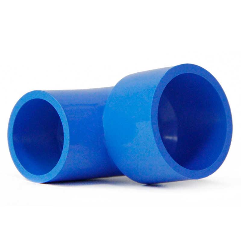 25 مللي متر x 20 مللي متر ID 90 درجة الكوع PVC أنبوب مشترك وصلة أنابيب المياه محول موصل ل حديقة نظام الري