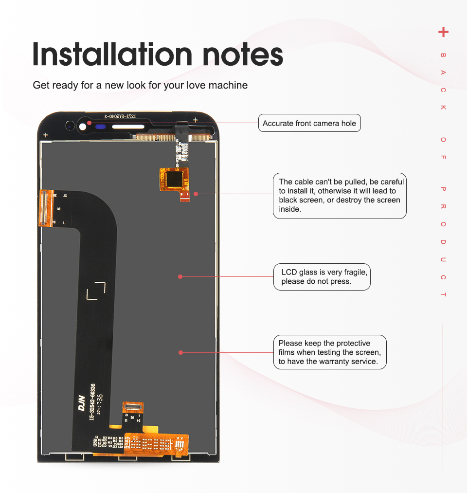 5 0 Inch Lcd Display Touch Screen Digitizer Assembly For Asus Zenfone Go Zb500kg Display X00bd With Frame Mobile Phone