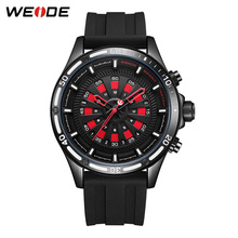 WEIDE Men Quartz Luxury Brand Alarm Auto Date Repeater Analog Digital Back Light Calendar Clock Waterproof Sport Wristwatches weide watch repeater analog lcd digital display outdoor men sport quartz movement date stopwatch back light stainless steel band