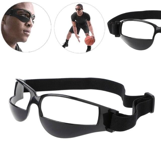 94daac4753cb9 OOTDTY Óculos Esporte óculos de Proteção Óculos de Basquete Quadro de  Formação Profissional com Alça Ajustável