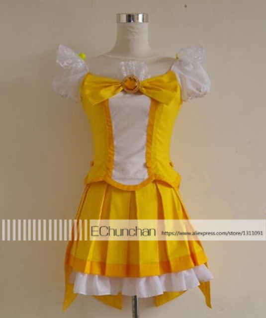 Neue ankunft Pretty Cure Kise Yayoi Halloween Christmas Party cosplay Uniform