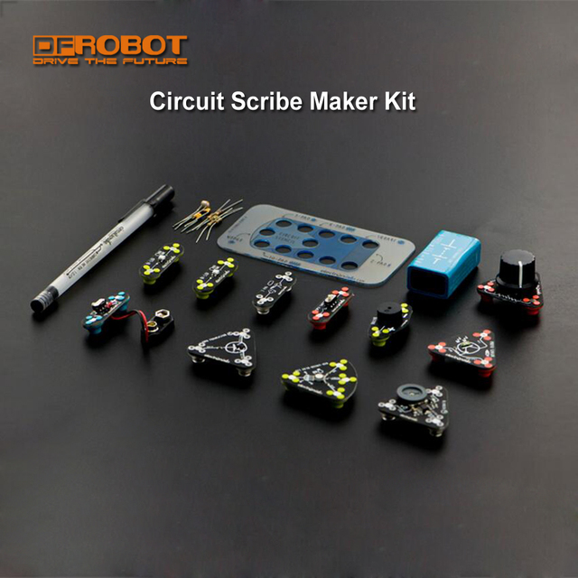 dfr 100 genuine circuit scribe maker kit with including books rh aliexpress com