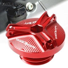 Motorcycle Engine Oil Filler Cup Cap Oil Filler Cap Plug Cover For HONDA CB599 HORNET 1998-2006 2005 2004 2003 2002 2001 2000 motorcycle radiator for honda cb600f hornet 600 1998 1999 2000 2001 2002 2003 2004 2005 aftermarket replacement water cooling