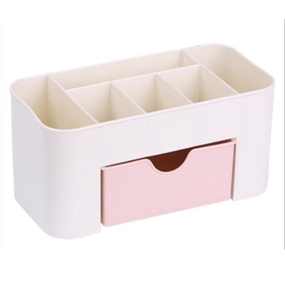 Jewelry-Box Makeup-Organizer Storage-Box Cosmetics-Holder Drawer Desktop Plastic