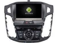 Android 8.1.0 2 Гб ram автомобильный dvd плеер для Ford Focus 2012 gps навигация Авторадио аудио стерео, головное устройство мультимедийная лента рекордер