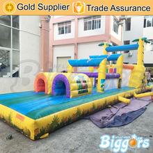 Inflatable Biggors Wholesale Price Inflatable Obstacle Course Inflatable Toys For Children