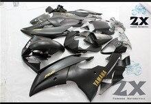 Carenagens completo Para YAMAHA R6 2009 2010 2011 2012 2013 2014 2015 Kit De Plástico Injeção Carenagens Da Motocicleta SUK R6096