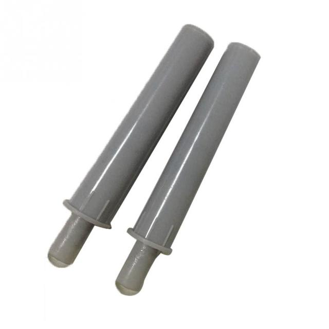 2PC Cabinet Kitchen Door D&ers Buffer Soft Closer Gray Kitchen Cabinet Door Stop Drawer Soft Quiet  sc 1 st  AliExpress.com & 2PC Cabinet Kitchen Door Dampers Buffer Soft Closer Gray Kitchen ...